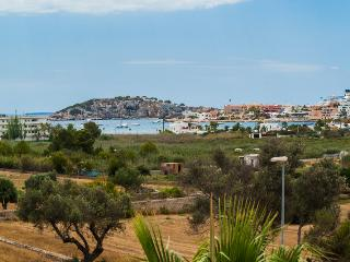 Ses Torres Ample with Sea and Dalt Vila Views - Ibiza vacation rentals