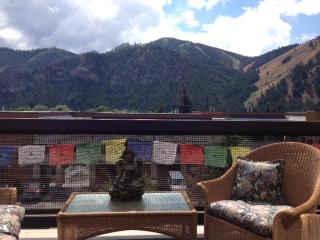 Beautiful Downtown Ketchum Penthouse with Amazing Views in town - Ketchum vacation rentals