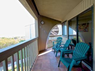 Hibiscus Resort - C201, Oean View, 2BR/2BTH, 3 Pools, Wifi - Saint Augustine vacation rentals