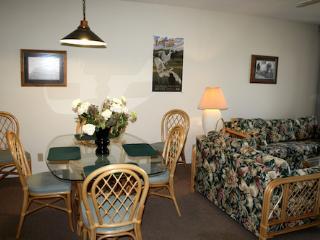 Hibiscus Resort - H304, Garden View, 2BR/2BTH, 3 Pools, Wifi - Saint Augustine vacation rentals