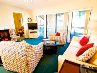 Hibiscus Resort - H202, Pool View, 2BR/2BTH, 3 Pools, Wifi - Saint Augustine vacation rentals