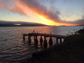 Two Waterfront Homes on Tomales Bay - Marshall vacation rentals