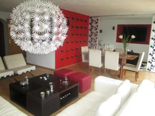 FURNISHED APARTMENT MEXICO CITY - NEAR SANTA FE - Huixquilucan vacation rentals