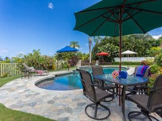 1700SF 3 bedroom home with glorious Sunset Views of the ocean and large pool.-PHKam3 - Kona Coast vacation rentals