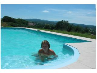 Romantic 1 bedroom Farmhouse Barn in Chamberet - Chamberet vacation rentals
