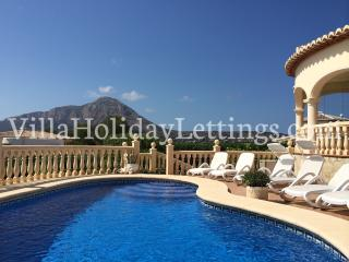 Family Holiday Villa Buena Vida with private pool - Javea vacation rentals