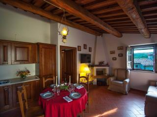 ancient cottage with panoramic views - sleep 5 - Roccalbegna vacation rentals