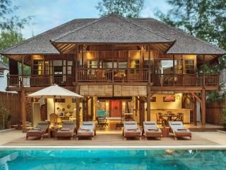 Bright 4 bedroom Villa in Gili Trawangan - Gili Trawangan vacation rentals