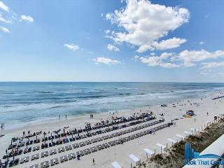 Tidewater 407-STUNNING VIEWS-GULF FRONT-PRIME LOCATION-SLEEPS 6 - Panama City Beach vacation rentals
