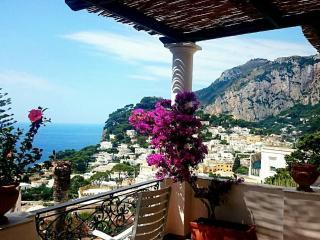 Belvedere Mezzomonte - Stunning Sea Views In Capri - Capri vacation rentals