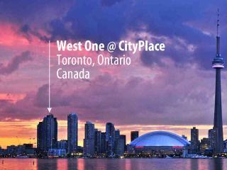 53rd Floor Toronto Condo (1+den) - Toronto vacation rentals