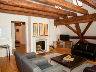 658 yr old Medieval Penthouse in the Old Town - Estonia vacation rentals