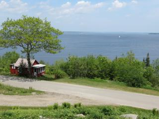 Little Red Cabin in Northport Maine:  Waterfront R - Northport vacation rentals