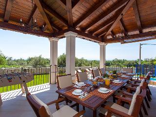 Villa Mira - Beautiful New Villa With Sea view, Private Pool And Jacuzzi - Sveti Lovrec vacation rentals