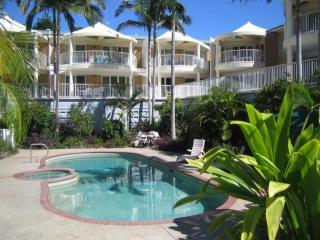 Macquarie Lodge - Magnificient views over the Pool and Gardens to Double Island Point - Sunshine Coast vacation rentals