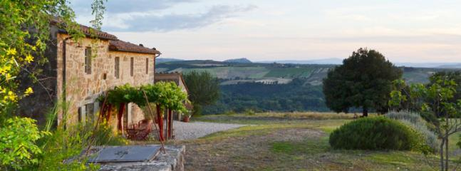 at the sunset - monteverde - Montalcino - rentals