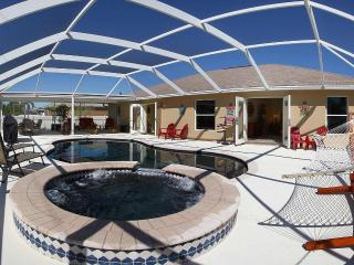 4 bedroom Villa with Internet Access in Cape Coral - Cape Coral vacation rentals