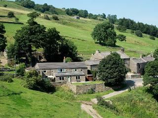 THE COTTAGE, detached farmhouse, open fire, woodburner, WiFi, near Leyburn, Ref 20338 - Leyburn vacation rentals