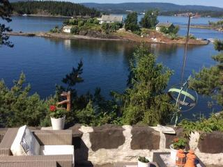 Great seaview, 1th floor of privatehouse & beach near Oslo - Lysaker vacation rentals