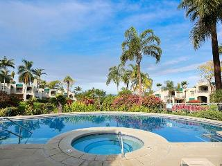 Palms at Wailea #205  2B/2B  - Luxurious, Spacious, Fantastic Location! - Wailea vacation rentals