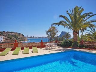 VILLA BLANCO: stunning seaviews, 200m to sandbeach - Calpe vacation rentals