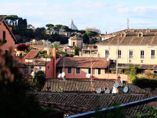 Scala luxury terrace studio - Rome vacation rentals