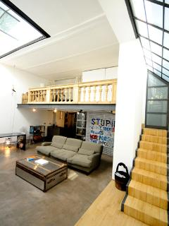 Spanish Steps terrace loft - Rome vacation rentals