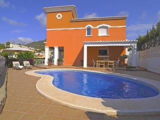 VILLA MELISSA: 600m to sandbeach and restaurants - Calpe vacation rentals