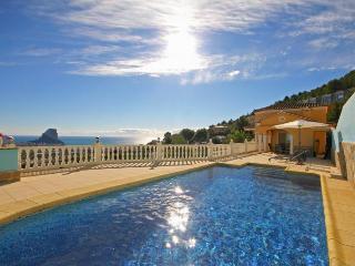 VILLA ROS: modern villa with superb sea views - Calpe vacation rentals