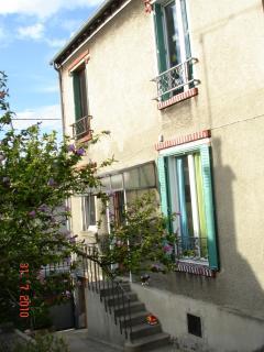 La Petite Maison aux Portes de Paris - Pantin vacation rentals
