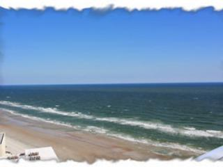 Wonderful Views from this Cozy Beachfront Condo - Daytona Beach vacation rentals