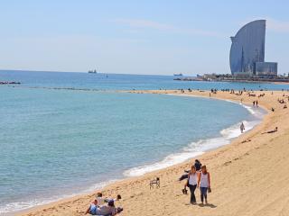MEDITERRANEO APT! Beach area! - Barcelona vacation rentals