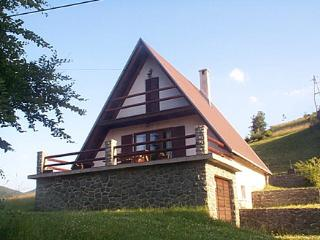 Nice Cottage with Television and Balcony - Mrkopalj vacation rentals