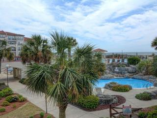Villa Capriani 108-A Oceanfront! | 3 pools, Largest Pool on NC Coast, 2 Hot Tubs, Grill Area, Tennis Courts, Restaurant, and Int - North Topsail Beach vacation rentals