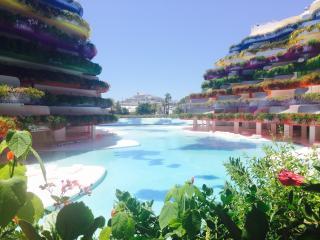 Waterfront  Design Apt las Boas, Views, wifi, - Ibiza Town vacation rentals