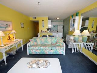 Topsail Dunes 3401 Oceanfront! | Community Pool, Tennis Courts, Grill Area, Elevator, Internet - North Topsail Beach vacation rentals