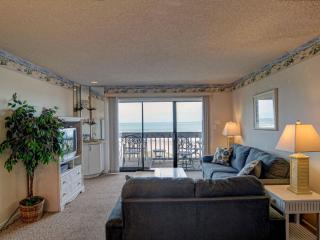 Topsail Dunes 3307 Oceanfront! | Community Pool, Tennis Courts, Grill Area, Elevator - North Topsail Beach vacation rentals