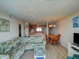 Topsail Dunes 2203 Oceanfront! | Community Pool, Tennis Courts, Grill Area - North Topsail Beach vacation rentals