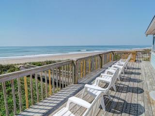 Island Drive 3512 Oceanfront! | Internet, Pet Friendly - North Topsail Beach vacation rentals
