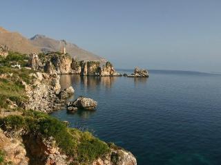 bellissima villa pressi Scopello, vista mare - Province of Trapani vacation rentals