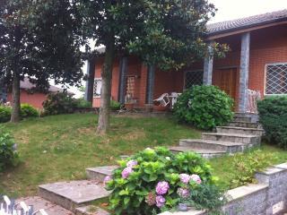 Torino pressi camere villa affitto giardino-auto - Turin vacation rentals