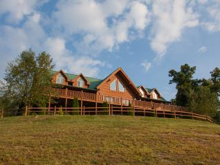 Moose Hollow Lodge-Spectacular Mansion on a Hill - Pigeon Forge vacation rentals