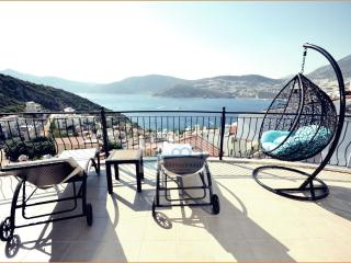 4 Bedroom Villa in Kisla (FREE CAR OR TRANSFER ) - Kalkan vacation rentals