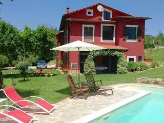 La Casa Rossa southern Umbria villa with pool - Amelia vacation rentals