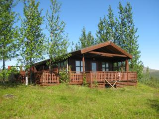 Two bedroom cottage with hot tub - Geysir vacation rentals