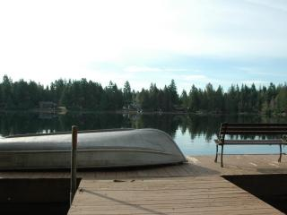 Sweeping views of water from all the rooms - Belfair vacation rentals