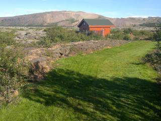 Small Cabin near Húsafell - Hraunfossar vacation rentals