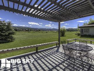 Modern Meadow Retreat - Montana vacation rentals
