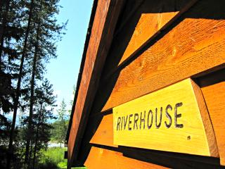 The River House - A Secluded Mountain Paradise - Kootenay Rockies vacation rentals