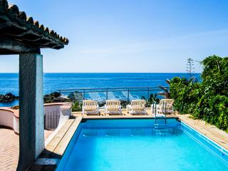 Villa Letizia, villa with private pool and beach - Graniti vacation rentals